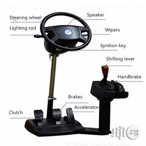 Low Price Portable Driving Simulator for Driving Schools | Manufacturing Equipment for sale in Lagos State, Ikeja