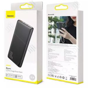 Baseus Bipow Quick Charge Power Bank 10000mah | Accessories for Mobile Phones & Tablets for sale in Lagos State, Ikeja