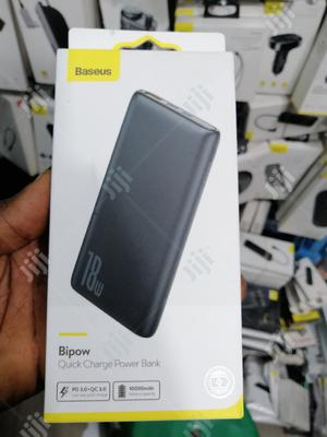 Baseus PD 3.0+QC 3.0 Two-ways Quick Charge Power Bank 10000mah 18W | Accessories for Mobile Phones & Tablets for sale in Lagos State, Ikeja
