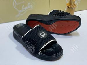 Original Christian Louboutin Slippers | Shoes for sale in Lagos State, Lagos Island (Eko)