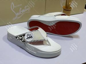 Christian Louboutin Designer Slippers | Shoes for sale in Lagos State, Lagos Island (Eko)