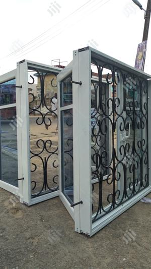 Casement Window With 12mm Rod Protector | Windows for sale in Rivers State, Port-Harcourt