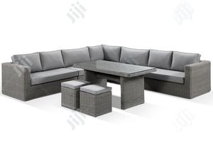 Superlative Comfy Garden Rattan Sofa   Manufacturing Services for sale in Lagos State, Ikeja