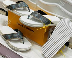 Louis Vuitton Pam Slippers Available as Seen Swipe to Pick Your | Shoes for sale in Lagos State, Lagos Island (Eko)