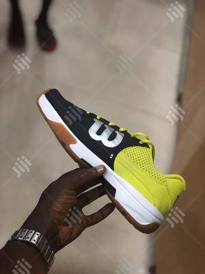Original Wilson Tennis Canvas   Shoes for sale in Lagos State, Lekki