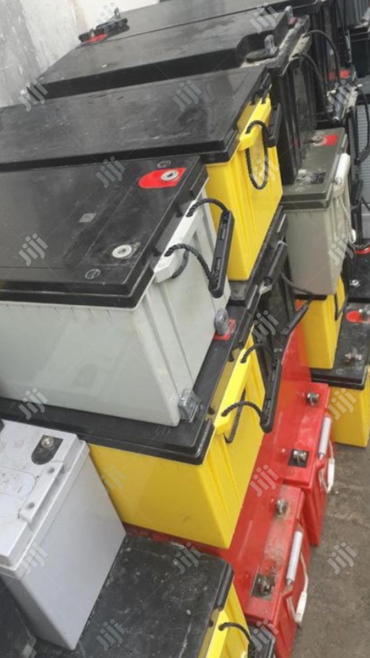 Used Inverter Battery In Ikeja