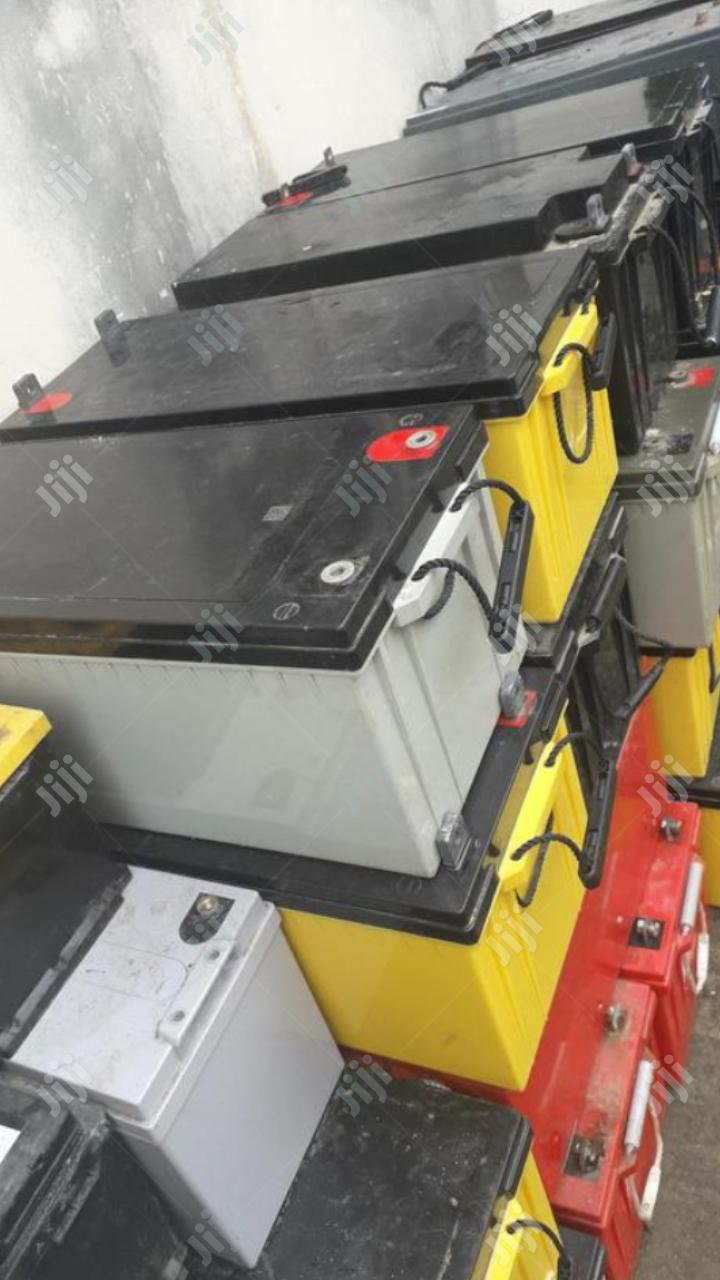 Used Inverter Battery In Ikeja | Electrical Equipment for sale in Ikeja, Lagos State, Nigeria