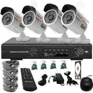 4 Channel CCTV Security Surveillance System | Security & Surveillance for sale in Lagos State, Ikeja