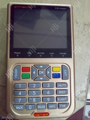 V8 HD Digital Satellite Finder/Tracker   Accessories & Supplies for Electronics for sale in Rivers State, Port-Harcourt