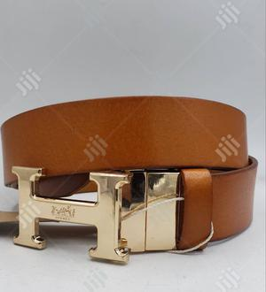 Hermes Brown Belt for Men's | Clothing Accessories for sale in Lagos State, Lagos Island (Eko)