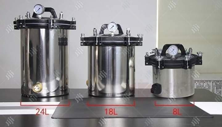 Autoclave Sterilizing Machine