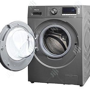 Hisense Washing Machine Smart Inverter-Wash-10kg/7kg-Dry | Manufacturing Equipment for sale in Lagos State, Ojo