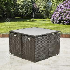 Deluxe Outdoor Rattan Furniture Piece - Table   Manufacturing Services for sale in Lagos State, Ikeja