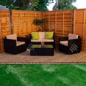 Elegant Restful Rattan Outdoor/Indoor Furniture Set   Manufacturing Services for sale in Lagos State, Ikeja