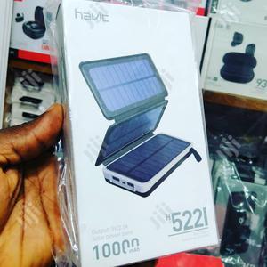 Havit Solar Power Bank 10000mah H5221   Solar Energy for sale in Lagos State, Ikeja