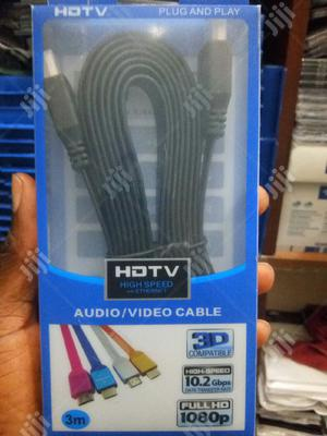 Hdmi to Hdmi Cable 3m   Accessories & Supplies for Electronics for sale in Lagos State, Ikeja