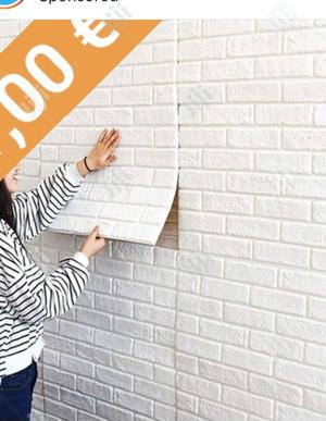 3D Wall Stickers Self Adhesive   Home Accessories for sale in Lagos State, Ajah