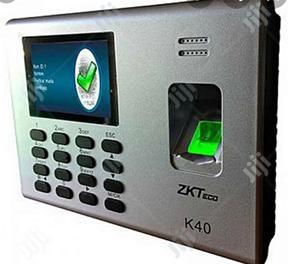 Zkteco K40 Fingerprint Time Attendance & Access Control | Safetywear & Equipment for sale in Lagos State, Ikeja