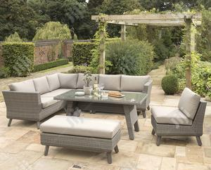 Nicely Woven Rattan Garden Furniture Set - Used In Patio, Lobby Etc.   Manufacturing Services for sale in Lagos State, Ikeja