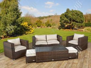Grandeur Rattan Designed Garden Furniture Set - Comfy And Durable   Manufacturing Equipment for sale in Lagos State, Ikeja
