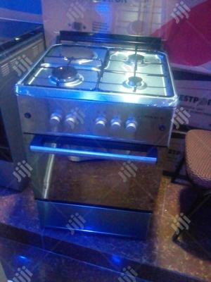 Scanfrost Gas Cooker 3 by 1 With Oven and Gril 2 Yes Warrnty   Restaurant & Catering Equipment for sale in Lagos State, Ojo