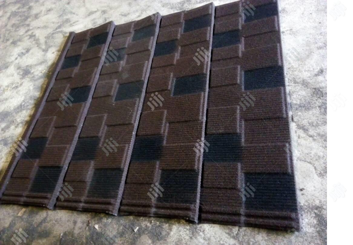 D Original Stone Coated Roofing Sheet