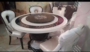 Modern Dining Table and Chairs | Furniture for sale in Lagos State, Badagry