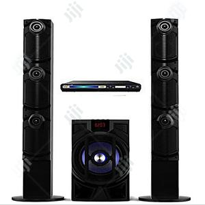 Djack Bluetooth Home Theater DJ 664 + Powerful DVD - Latest Design | Audio & Music Equipment for sale in Lagos State, Ojo