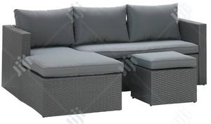 Deluxe Modern Rattan Outdoor Furniture Set - (Modular)   Other Services for sale in Lagos State, Ikeja