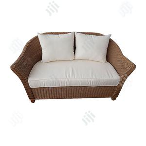 Urban Outdoor Rattan Woven Sofa Piece   Other Services for sale in Lagos State, Ikeja