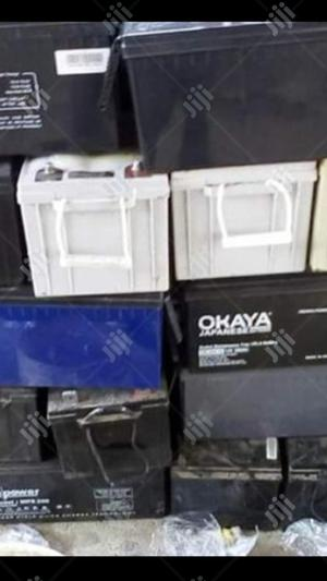 Fairly Used Inverter Battery | Electrical Equipment for sale in Lagos State