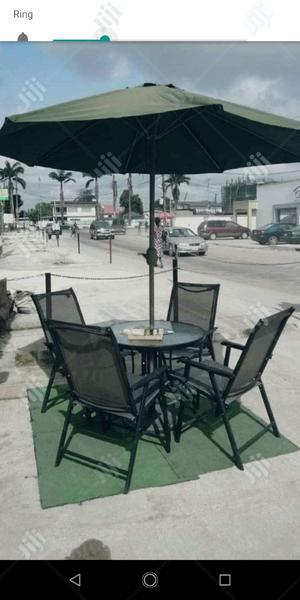 New & High Quality Executive Outdoor Garden Table.   Garden for sale in Lagos State