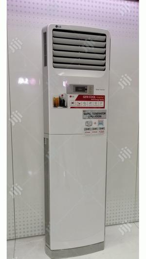 LG Floor Standing Gencool 2HP Inverter | Home Appliances for sale in Lagos State, Ojo