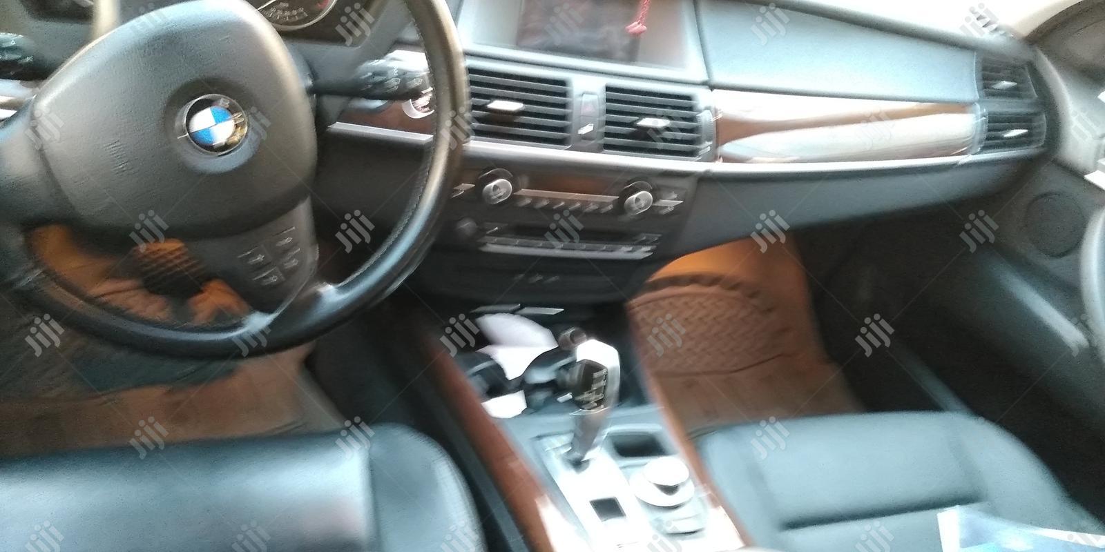 BMW X5 2008 Gray | Cars for sale in Lekki, Lagos State, Nigeria