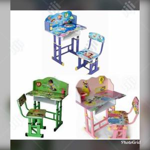 Character Children Chair And Table | Children's Furniture for sale in Lagos State, Surulere