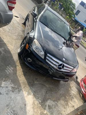 Mercedes-Benz C350 2010 Black   Cars for sale in Lagos State, Surulere