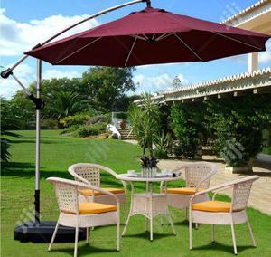 Fabulous Rattan-Woven Garden Furniture Piece   Furniture for sale in Lagos State, Ikeja