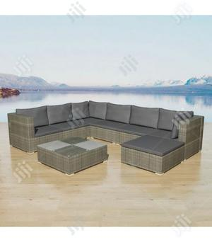 Grand Garden Rattan Lounge Set   Furniture for sale in Lagos State, Ikeja