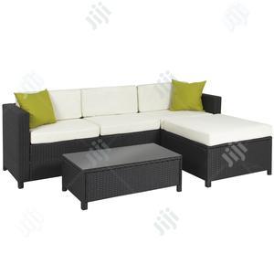 Charming Garden Rattan Lounge Furniture Piece   Furniture for sale in Lagos State, Ikeja