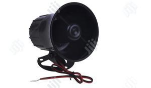 Black 12v Car Siren Horn Loud Speaker Alarm 12V   Safetywear & Equipment for sale in Lagos State, Ikeja