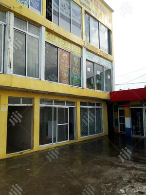 Spacious Shop Facing the Express for Rent in Sangotedo Ajah. | Commercial Property For Rent for sale in Lagos State, Ajah