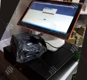 TSC-001 15inches POS System+58mm Printer+Cash Drawer+Scanner   Store Equipment for sale in Lagos State, Ikeja