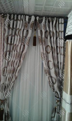 Curtain Curtain   Home Accessories for sale in Enugu State, Uzo-Uwani