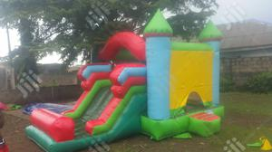 Brand New Big Bouncing Castle Made In Nigeria Very Strong Material   Sports Equipment for sale in Lagos State, Surulere