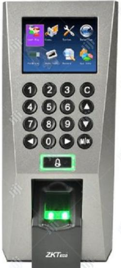 Zkteco F18 Fingerprint Time Attendance And Access Control | Safetywear & Equipment for sale in Abuja (FCT) State, Wuse 2