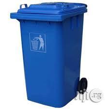 240 Litre - 1100 Litre Virgin Plastic Wheeler Refuse Waste Bin | Home Accessories for sale in Lagos State, Surulere