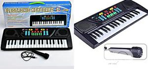 54 Keys Kids and Teens Electronic Keyboard | Musical Instruments & Gear for sale in Lagos State, Ikeja