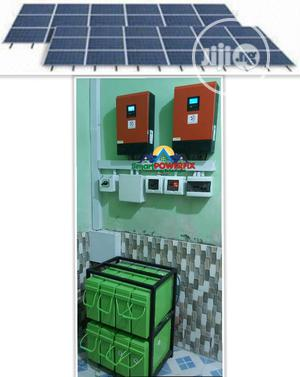Solar Powered 10kva 48v Inverter Installation | Building & Trades Services for sale in Lagos State, Ikoyi