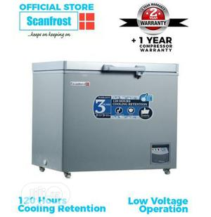 Scanfrost 250-Litre Deep Freezer SFL251M Comfortline | Kitchen Appliances for sale in Lagos State, Ojo