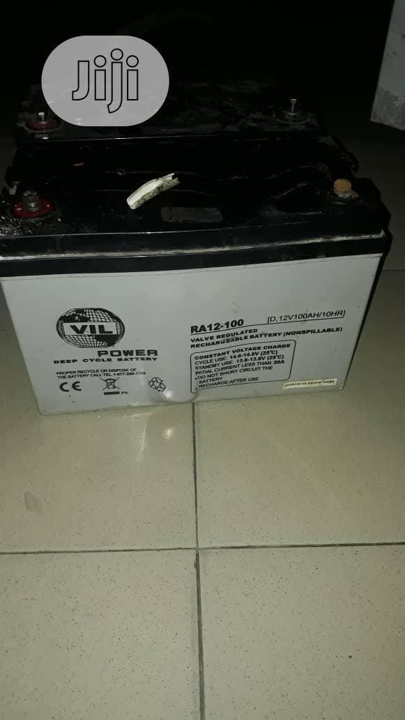 Dealers Used Inverter Battery In Abuja Nigeria | Electrical Equipment for sale in Garki 2, Abuja (FCT) State, Nigeria